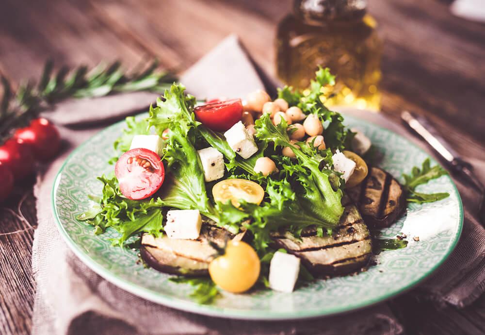 Tworzenie pysznego, zdrowego jedzenia jest sztuką.